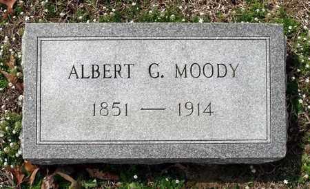 MOODY, ALBERT G. - Suffolk (City of) County, Virginia | ALBERT G. MOODY - Virginia Gravestone Photos
