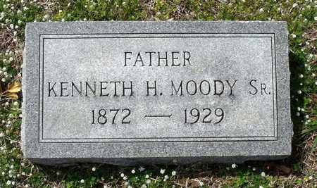 MOODY, KENNETH H. SR. - Suffolk (City of) County, Virginia | KENNETH H. SR. MOODY - Virginia Gravestone Photos