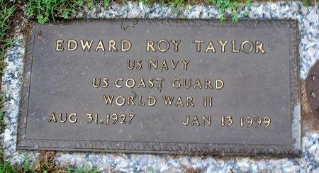 TAYLOR, EDWARD ROY - Suffolk (City of) County, Virginia | EDWARD ROY TAYLOR - Virginia Gravestone Photos