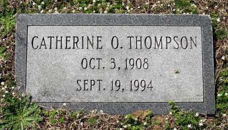 THOMPSON, CATHERINE O. - Suffolk (City of) County, Virginia | CATHERINE O. THOMPSON - Virginia Gravestone Photos