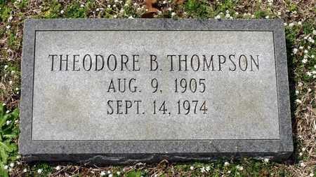THOMPSON, THEODORE B. - Suffolk (City of) County, Virginia | THEODORE B. THOMPSON - Virginia Gravestone Photos