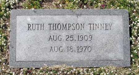 TINNEY, RUTH - Suffolk (City of) County, Virginia | RUTH TINNEY - Virginia Gravestone Photos