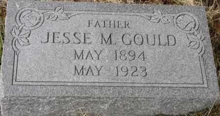 GOULD, JESSE M - Virginia Beach (City of) County, Virginia | JESSE M GOULD - Virginia Gravestone Photos