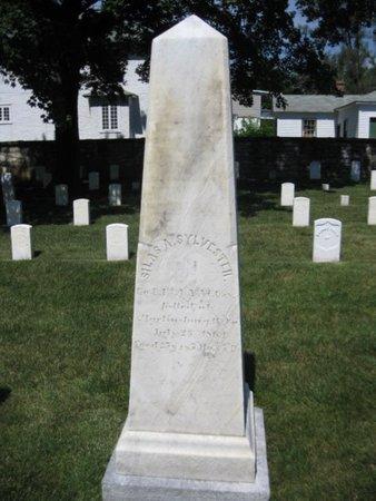 SYLVESTER (CW), SILAS A. - Winchester (City of) County, Virginia   SILAS A. SYLVESTER (CW) - Virginia Gravestone Photos