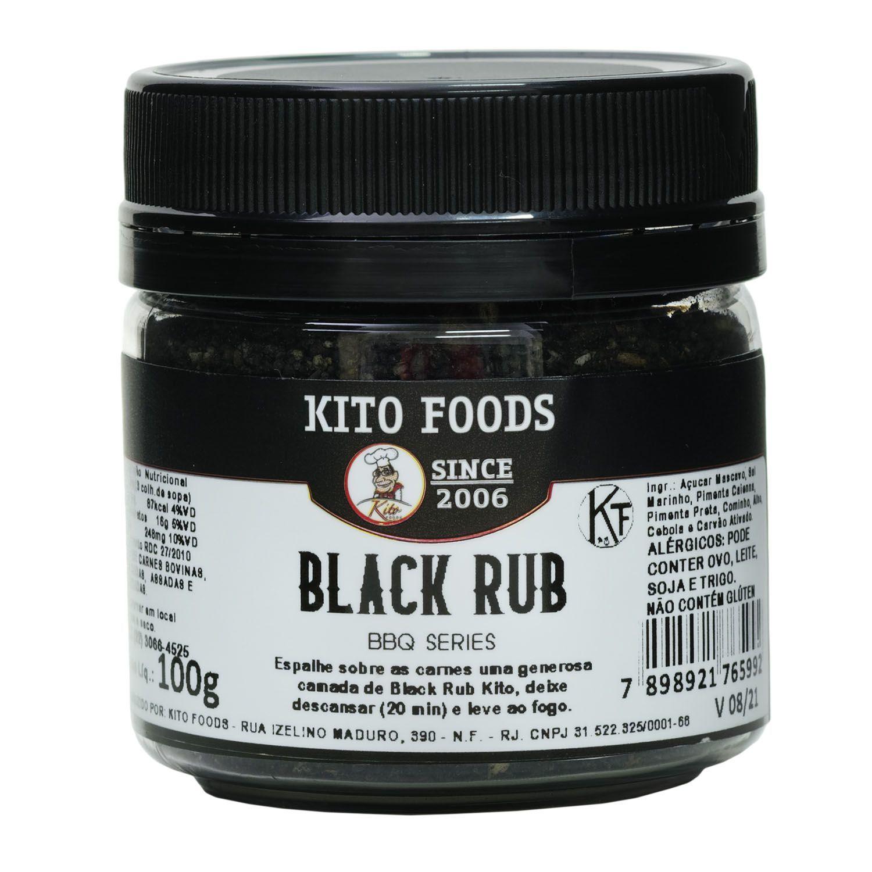 Black Rub 100g