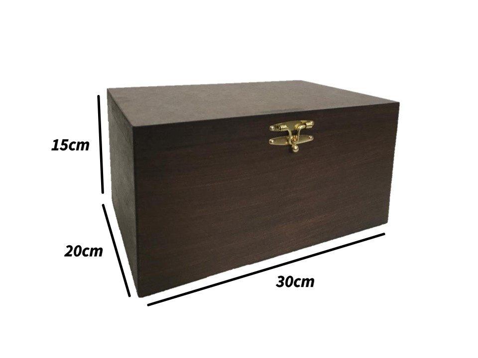 Caixa GG LISA MDF Para 36 Óleos Essenciais