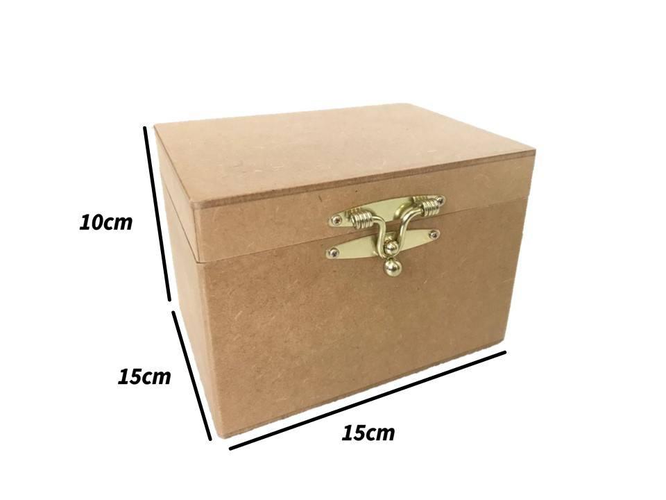 Caixa PC LISA MDF Para 12 Óleos Essenciais