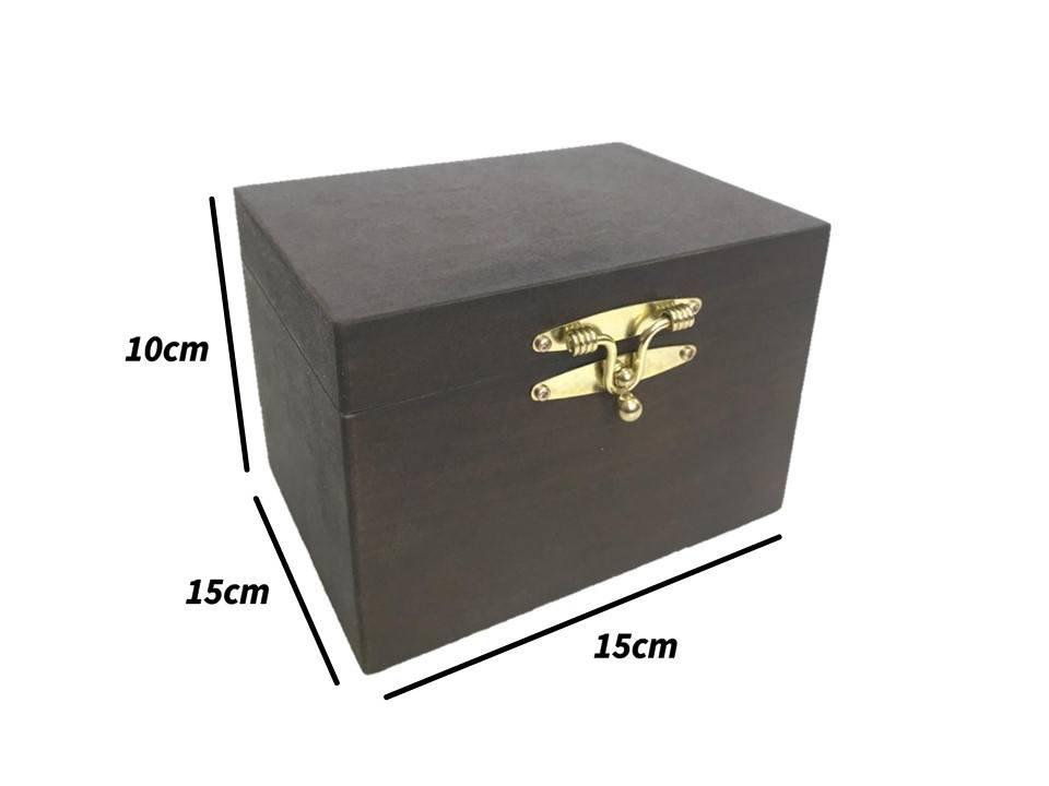 Caixa PE LISA MDF Para 12 Óleos Essenciais