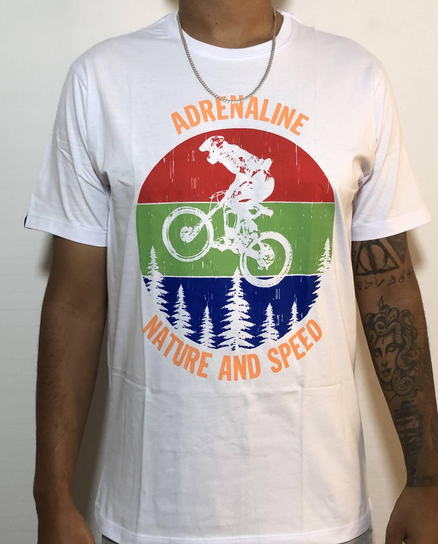 Camisa Básica - Nature -  cód. 019
