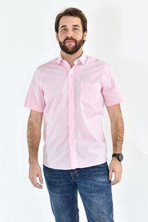 Camisa Classic - Vichy Rosa