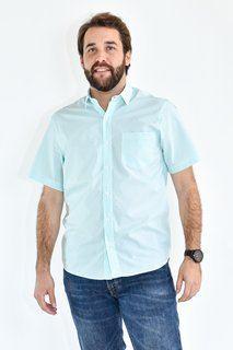 Camisa Classic - Vichy Verde Água