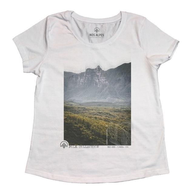 Camiseta Feminina Cânion do Funil