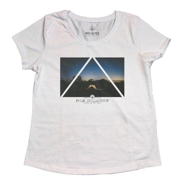 Camiseta Feminina Fotografia Outdoor