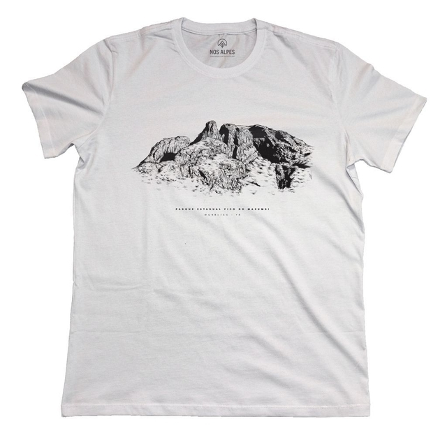 Camiseta Masculina Marumbi