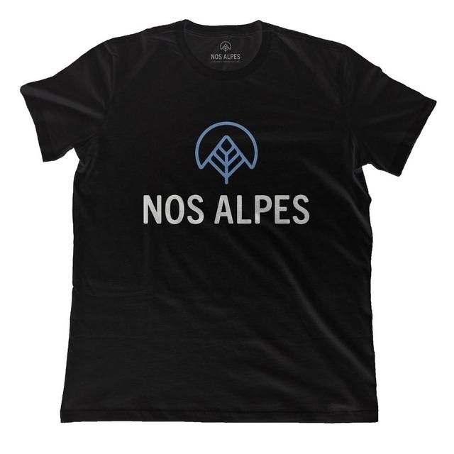 Camiseta Masculina Nos Alpes
