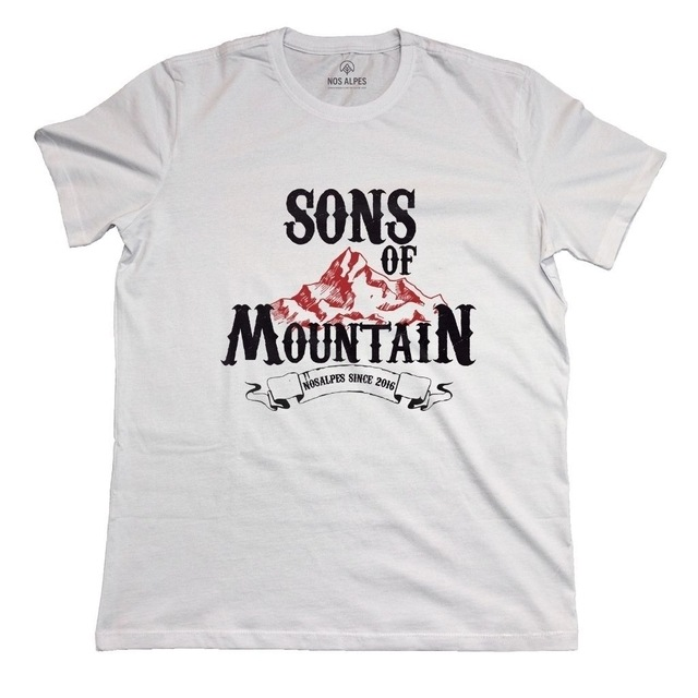 Camiseta Masculina Sons of Mountain