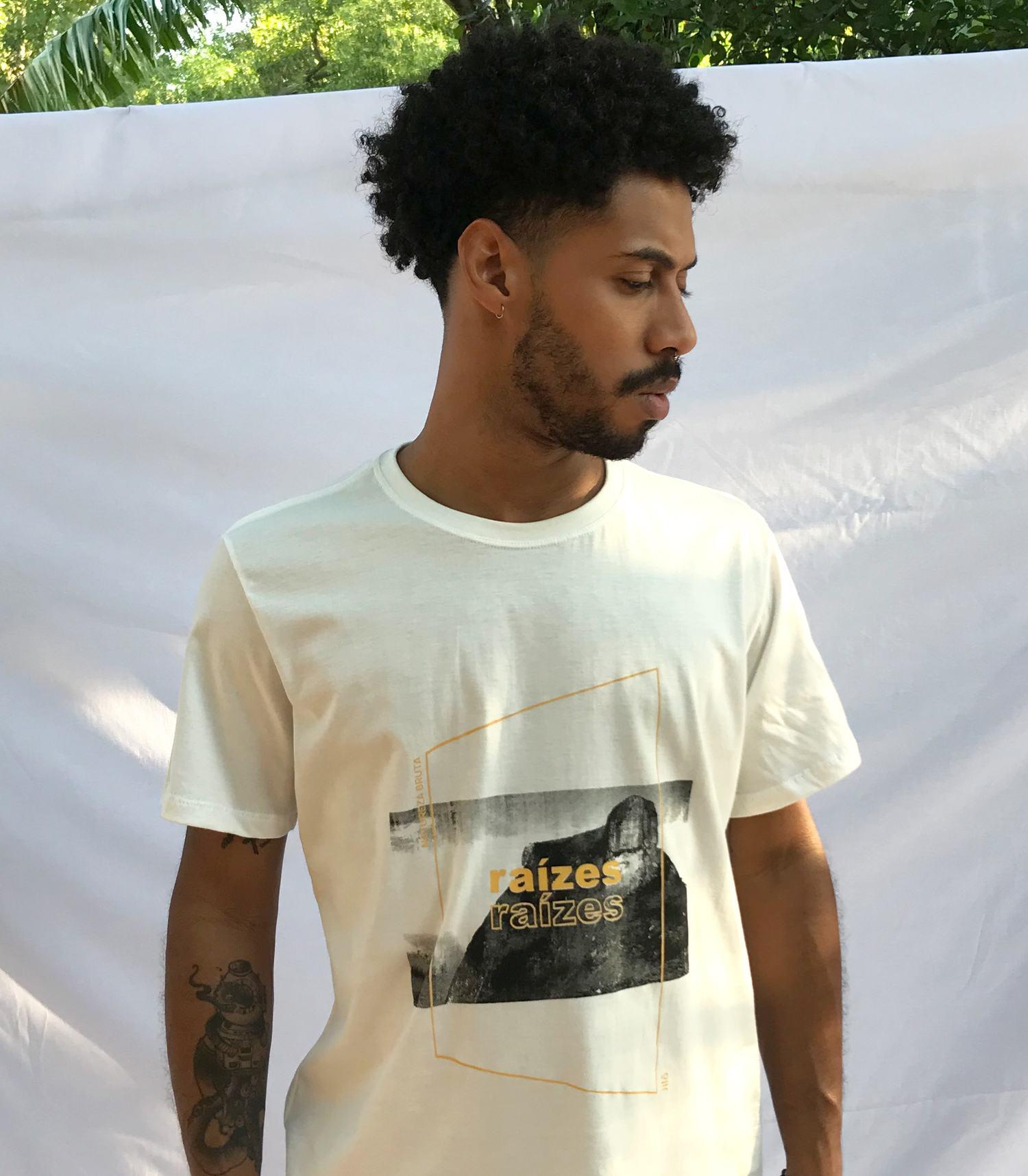 Camiseta Raízes Jiló