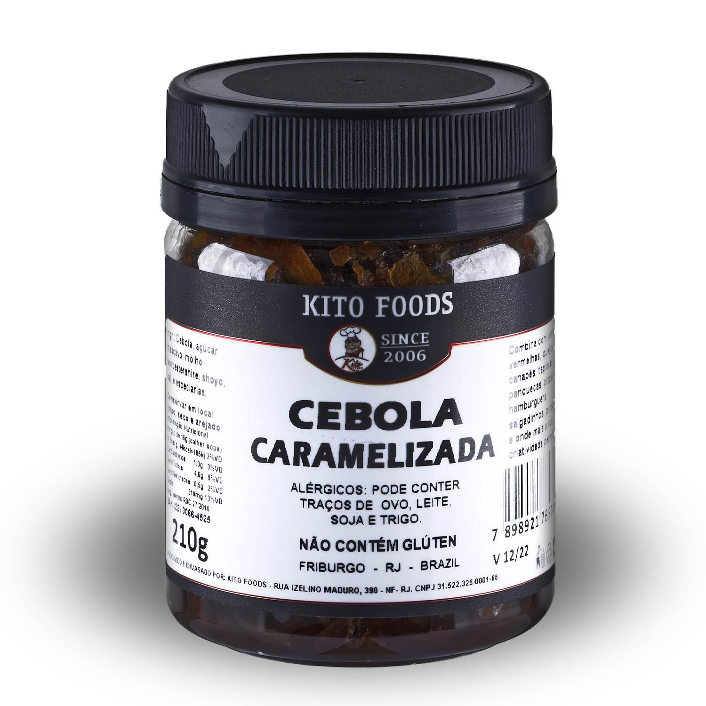 Cebola Caramelizada 210g