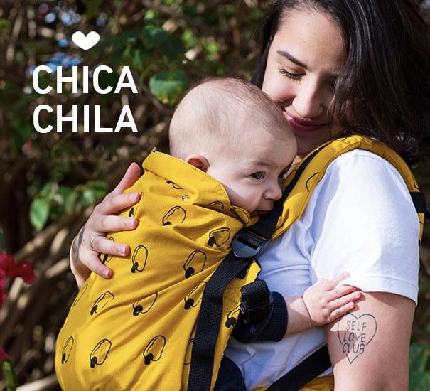 Chicachila Evolutiva Caju