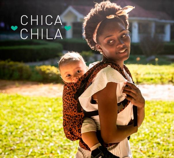 Chicachila Evolutiva Oncinha