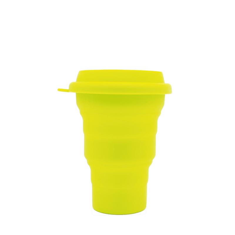 Copo Reutilizável de Silicone 480 ml