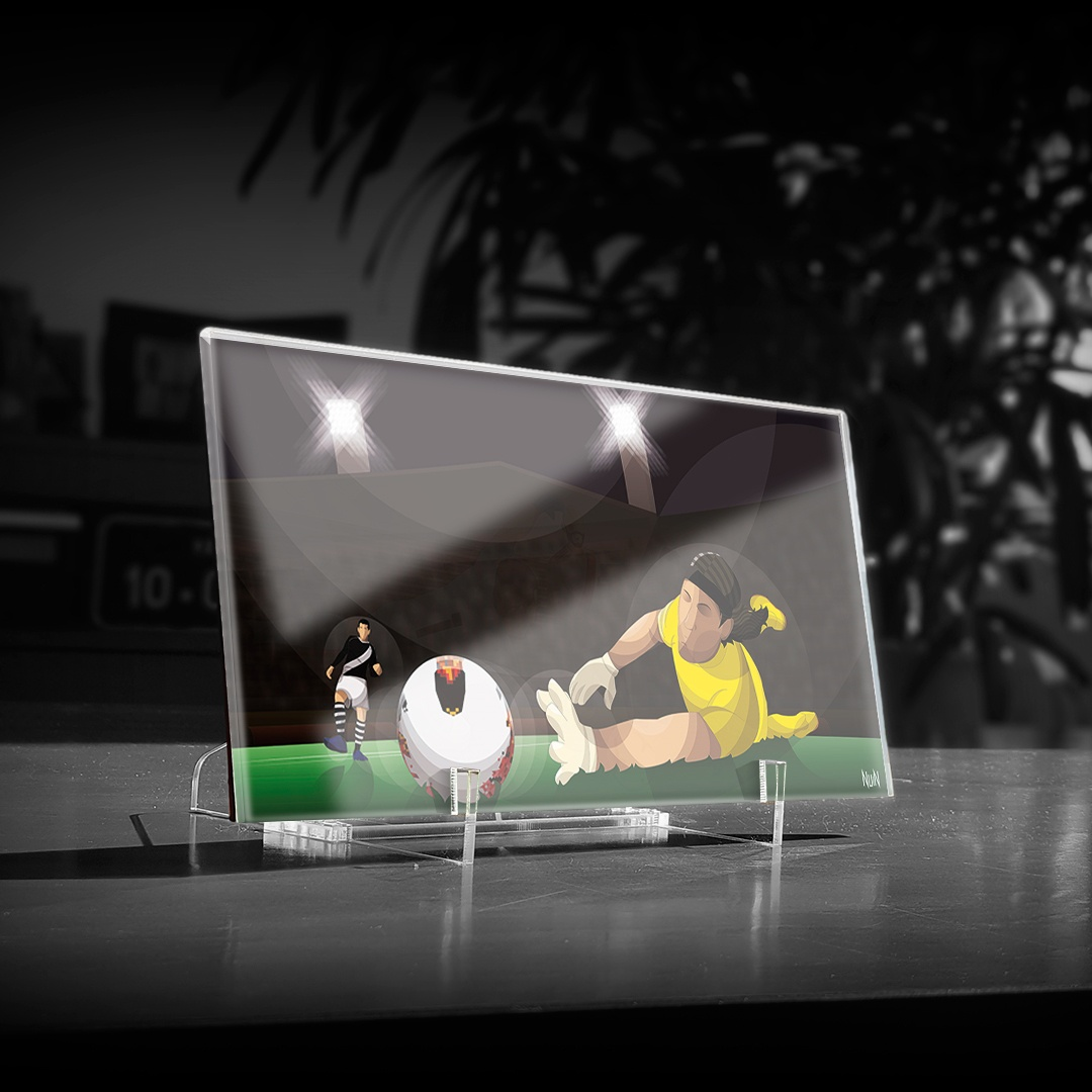 Corinthians 2012 - Quartas - Na Ponta dos Dedos (PLACA)