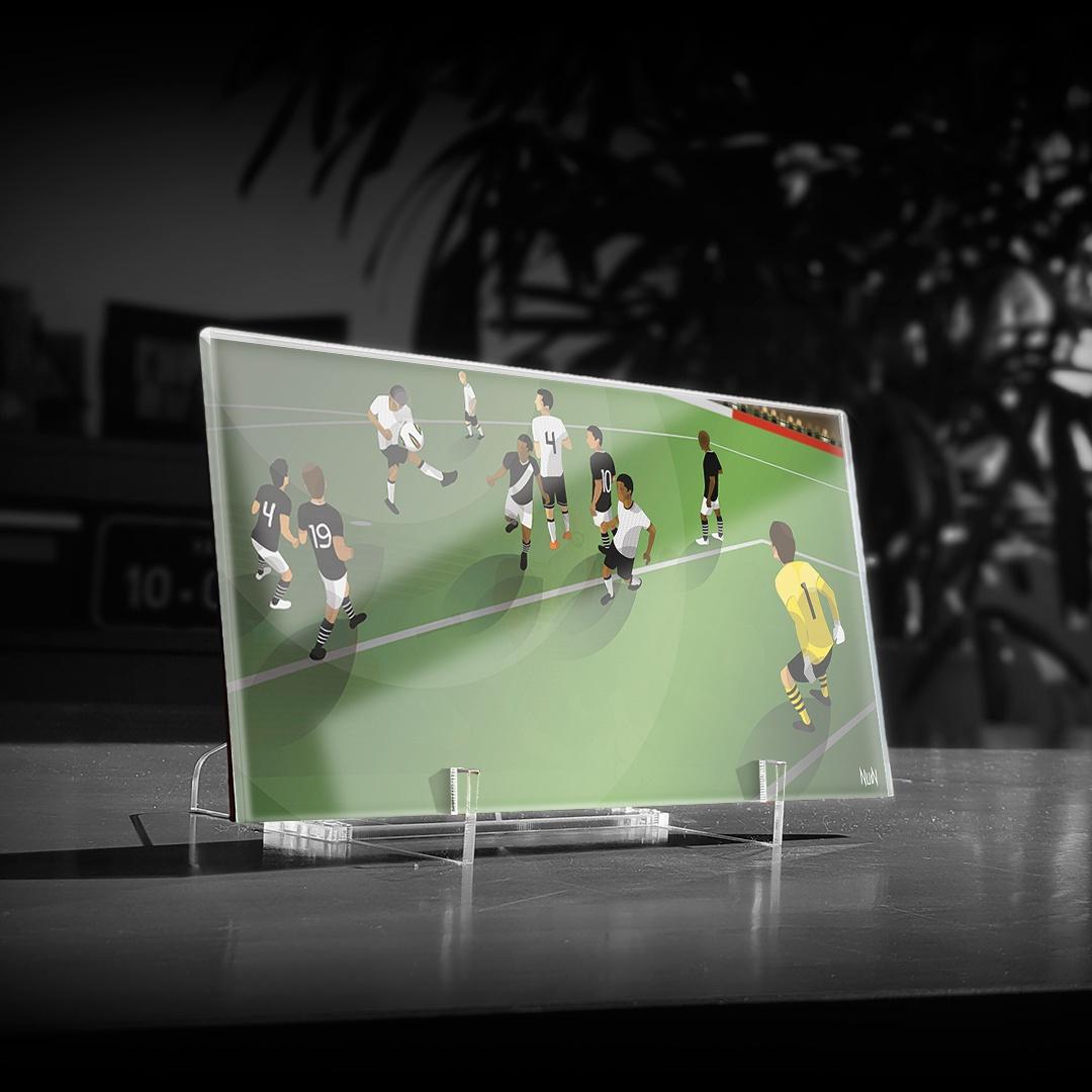 Corinthians 2012 - Quartas - PQP... (PLACA)