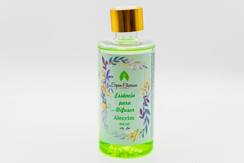 Essência para difusor capim cheiroso 250ml