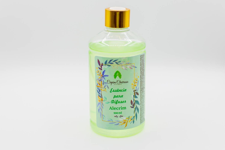 Essência para difusor capim cheiroso 500ml