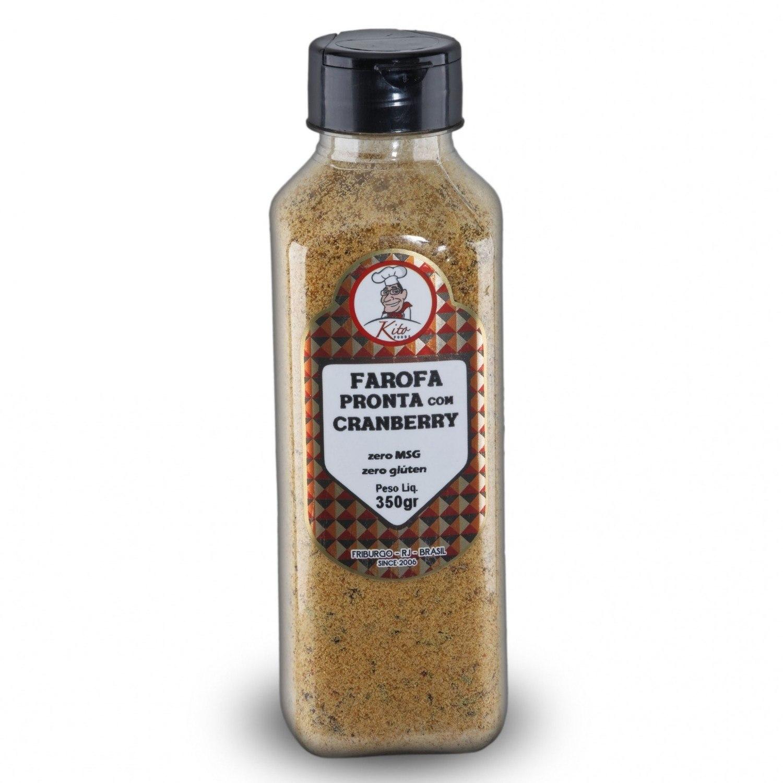 Farofa Pronta Cranberry 350g