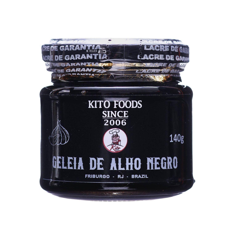 Geleia de Alho Negro 140g