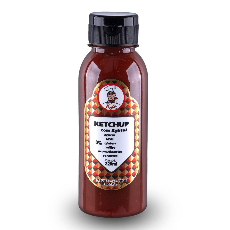 Ketchup com Xylitol 320ml