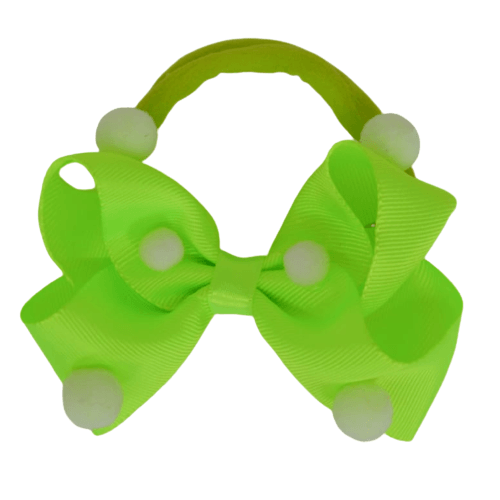 Laço Siena | Verde Neon