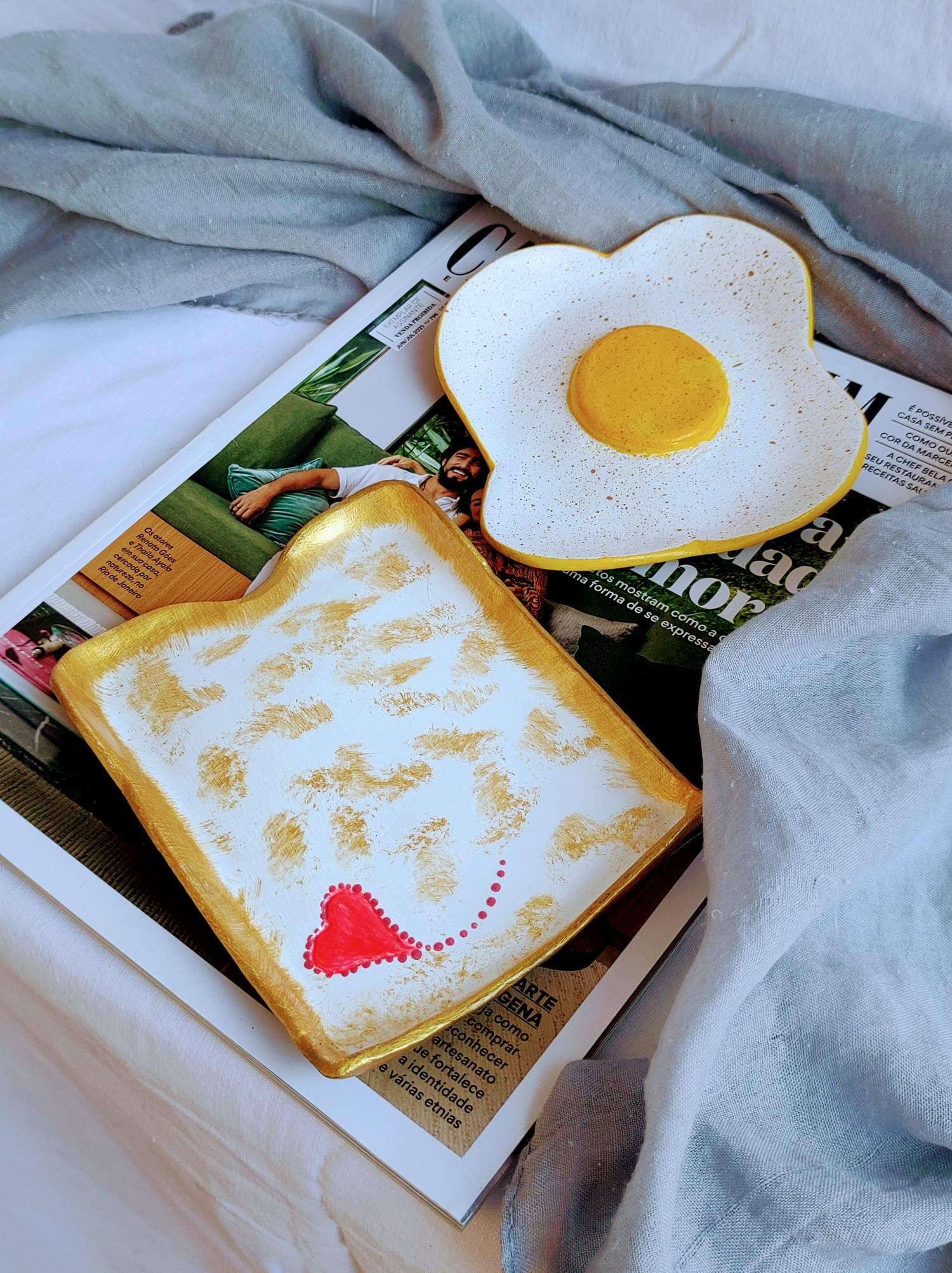 Pão com ovo Golden - 02 peças