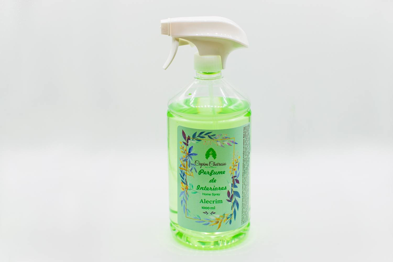 Perfume de interiores (Home spray) 1L- Capim cheiroso