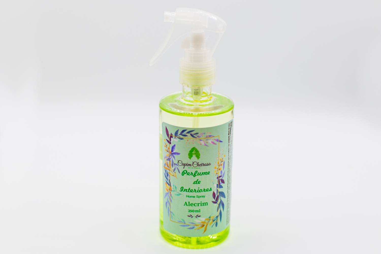 Perfume de interiores (Home spray) 250ml- Capim cheiroso