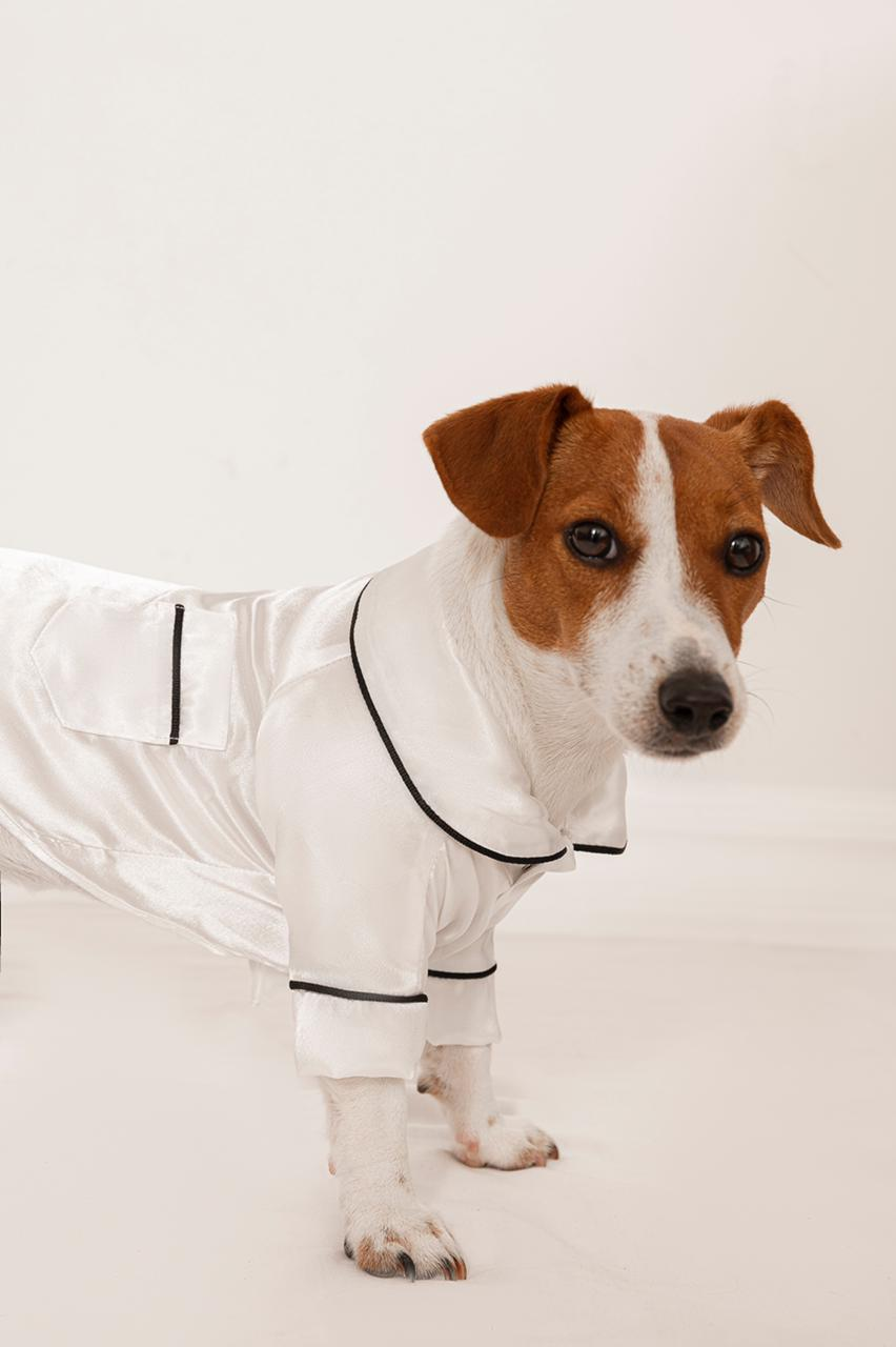 Pijama Branco
