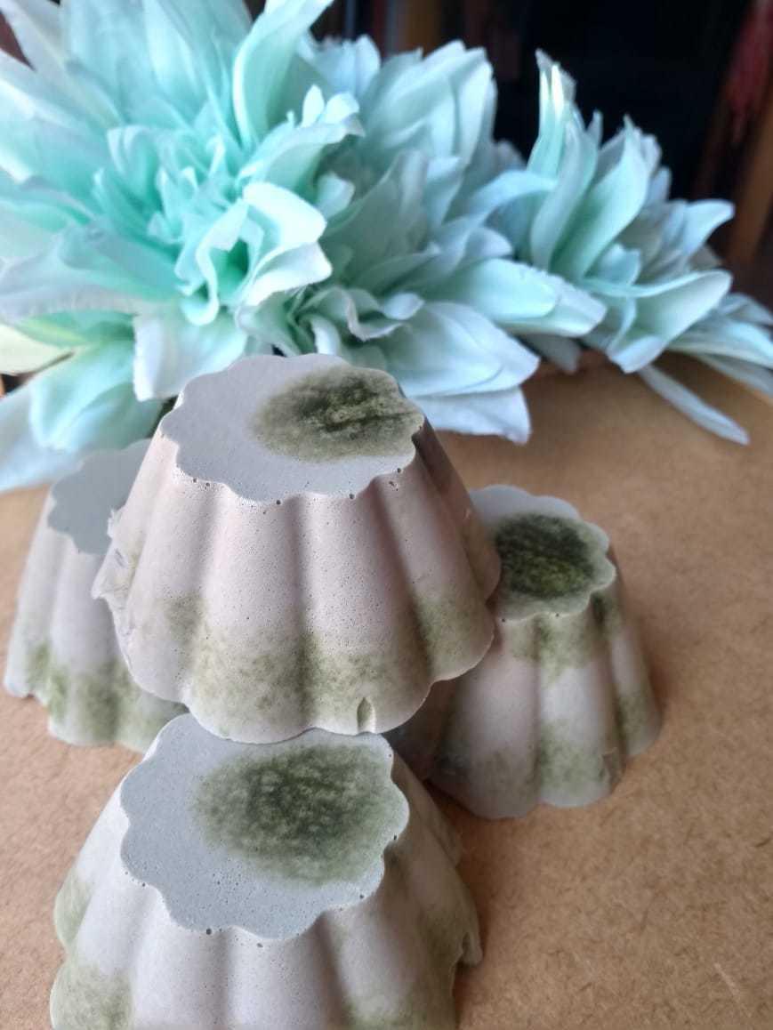Sabonete Fitoterápico de Spirulina e Argila Verde
