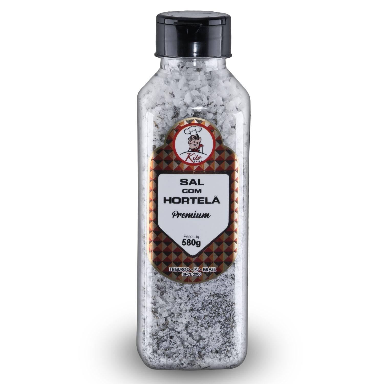 Sal Grosso com Hortelã 580g