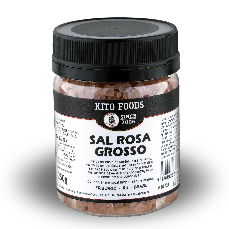 Sal Rosa Grosso 250g