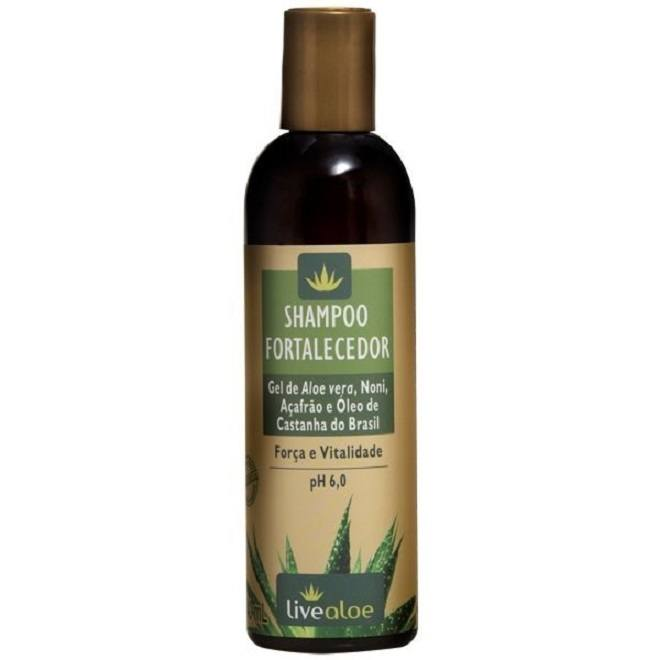 Shampoo Fortalecedor 240 mL