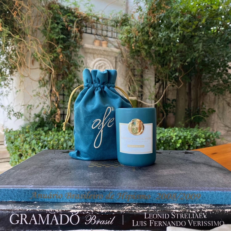 Vela - Lemongrass & Figo 165g