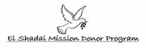 El Shadai Mission Donor Program