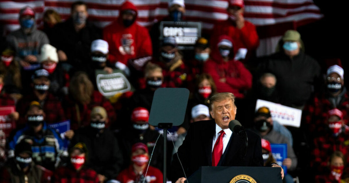 Trump and the Rotting Core of America - An interview with labor reporter Hamilton Nolan.
