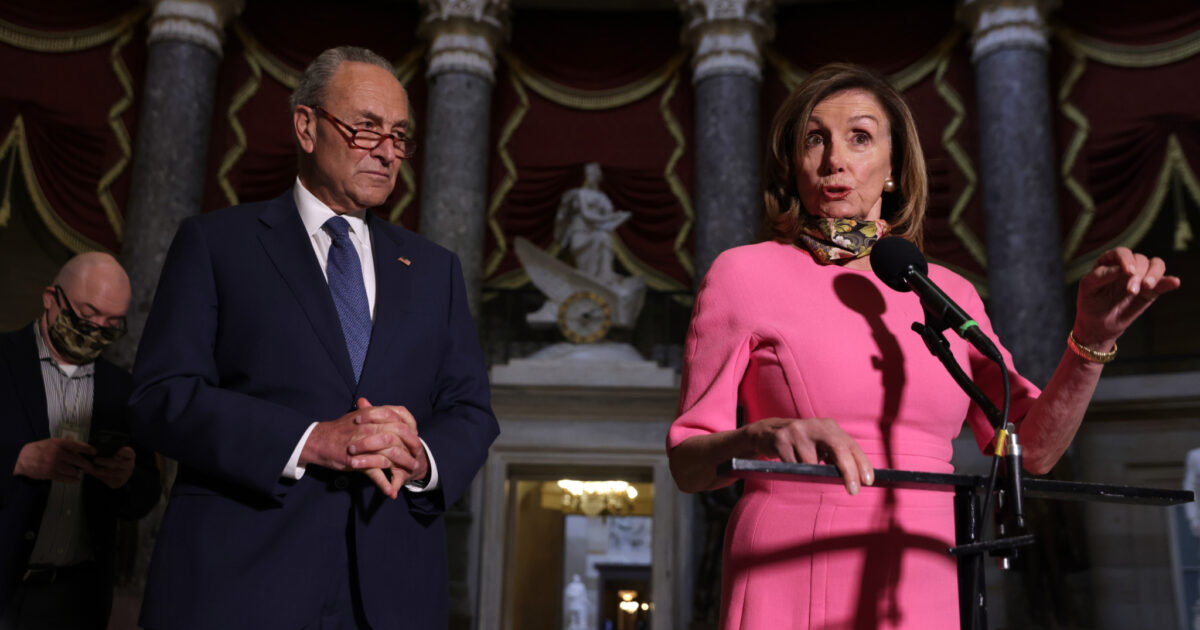 In a Functioning Democracy, Pelosi and Schumer Would Have Already Been Tossed from Democratic Leadership