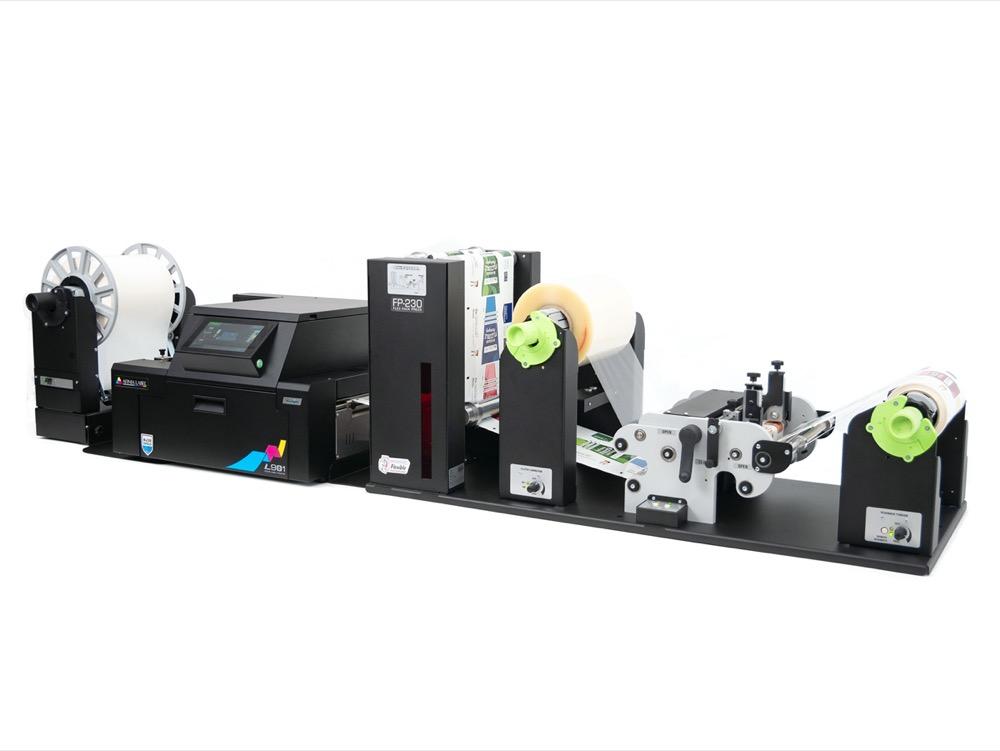 Afinia Label FP-230 Flexible Packaging Press