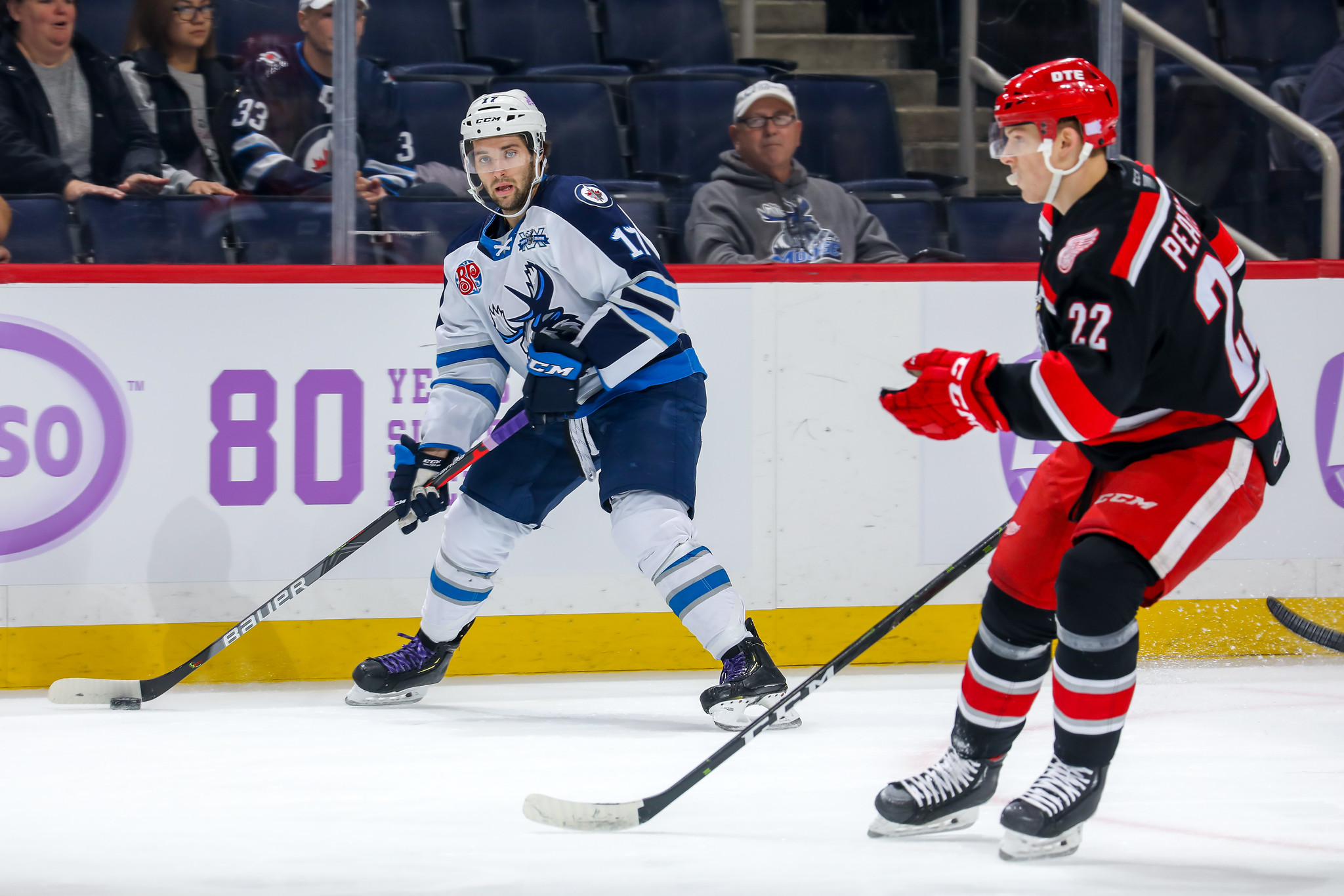Sunday Feature 1 On 1 With Seth Griffith The Underrated Role Ahl Veterans Play