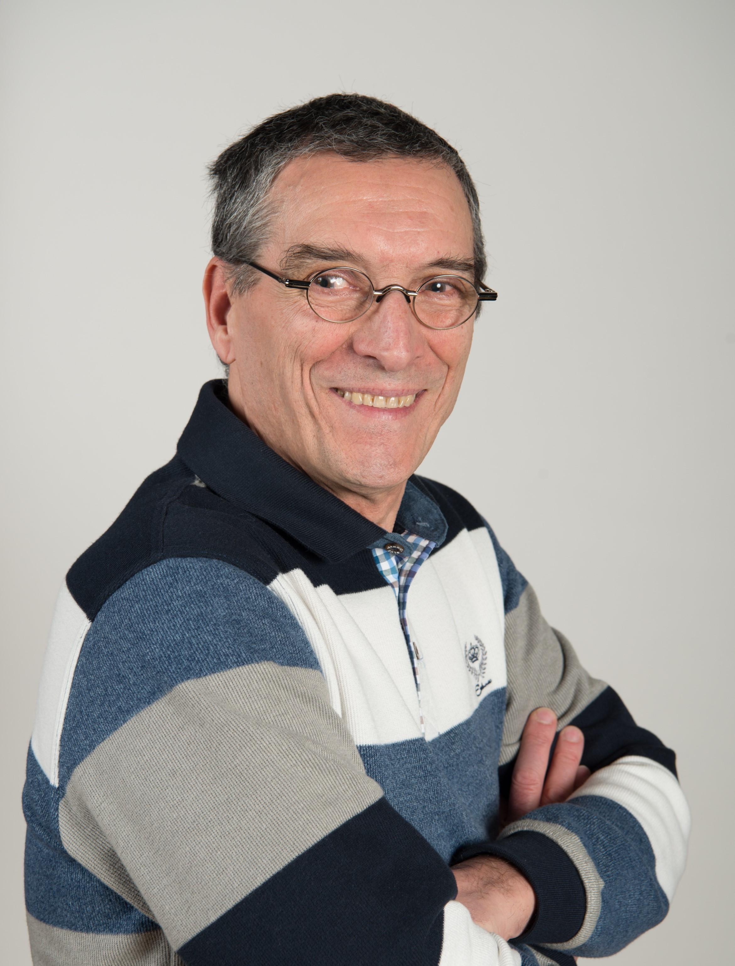 An image of Yannis Karamanos