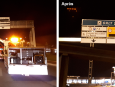 Changement de la toponymie à l'aéroport d'Orly