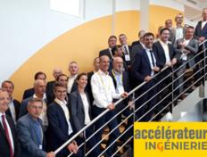 IRIS dans la première promotion de l'Accélérateur Ingénierie !